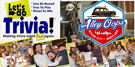 Let's Do Trivia! @ Alley Oops Uptown tickets