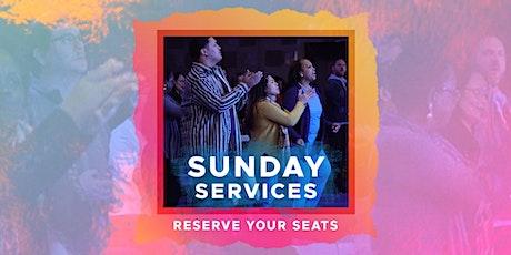 Sunday Reservation 9.27 tickets
