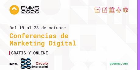 EMMS 2020 Marketing Digital Internacional boletos