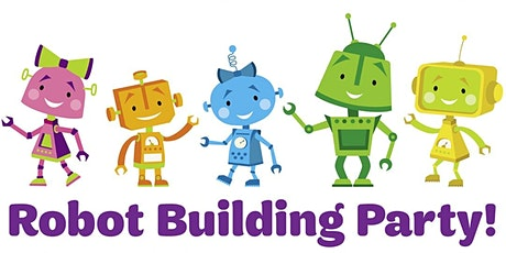 Robot Building Party-Camp Tanglewood tickets