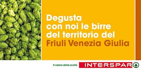 Le birre artigianali - Degustazione on line - Friuli Venezia Giulia biglietti