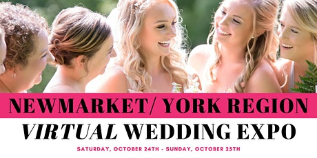 The Ring's Newmarket/York Region Fall Virtual Wedding Expo tickets