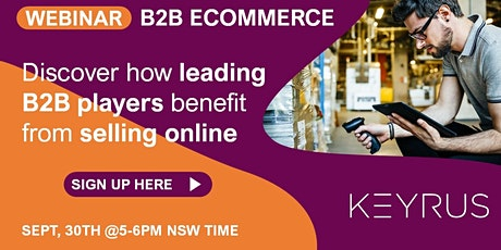 [WEBINAR] Discover how leading B2B players benefit from selling online tickets