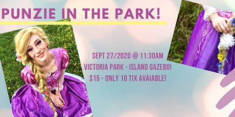 Princess in the Park - Rapunzel tickets