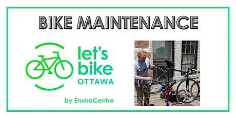 Bike Maintenance - Virtual Workshop tickets