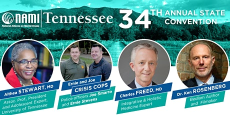 NAMI Tennessee 2020 State Convention tickets