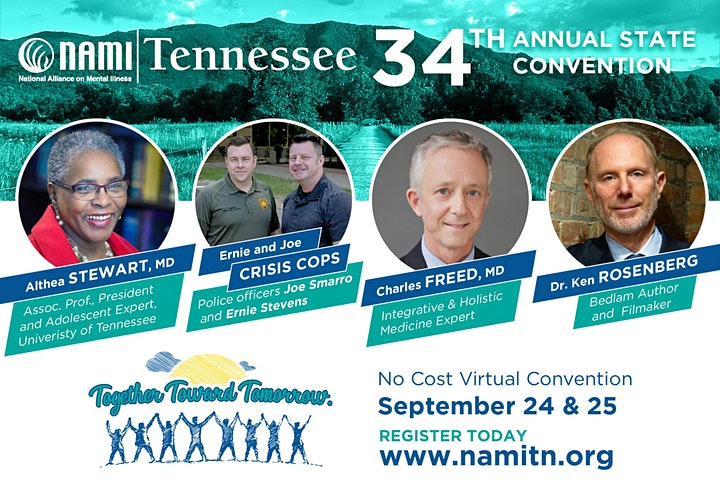 NAMI Tennessee 2020 State Convention image