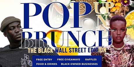 POP UP N BRUNCH Black Business Celebration tickets