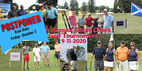 Sister Cities International Golf Classic; Moved to RAIN DATE of OCT 2 tickets