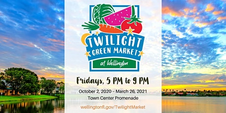 Twilight Green Market at Wellington tickets