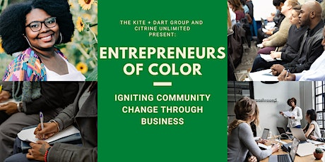 Entrepreneurs of Color Networking Night tickets