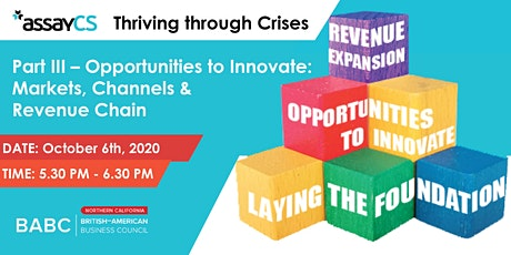 Thriving through Crises - Part 3 of a 3-Part Workshop Series tickets