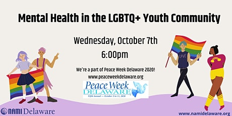Mental Health in the LGBTQ+ Youth Community tickets