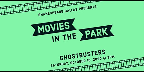 Outdoor Movies in the Park: Ghostbusters tickets