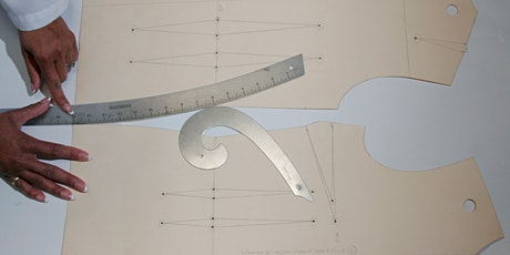 Patternmaking 101 (online and in-person) Thursdays & Saturdays tickets