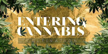 ENTERING CANNABIS: Cultivation - LIVE - Virtual Summit biglietti