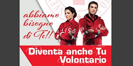 Presentazione Corso di formazione per Volontari della Croce Rossa Italiana biglietti