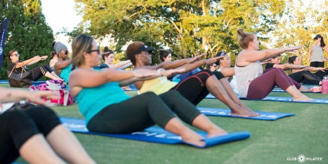 Pilates & Brunch at the Waterfront tickets