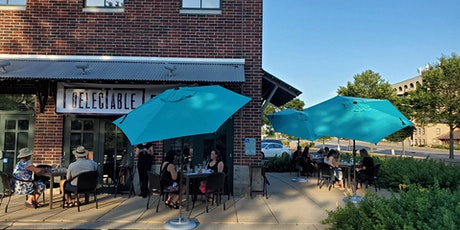 The Patio | Happy Hour and Dinner at delecTable's Patio tickets