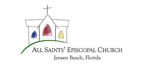10 a.m. Holy Eucharist (Communion), with Music & Church School
