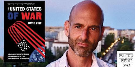 P&P Live! David Vine | THE UNITED STATES OF WAR tickets