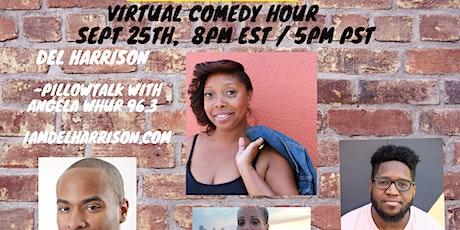 VIRTUAL Comedy Hour - Episode 10 tickets