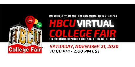 18th Annual Destination HBCU: Virtual College Fair tickets