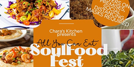 Chara's All You Can Eat SoulFood Fest tickets