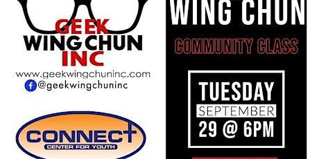Geek Wing Chun - Martial Arts tickets