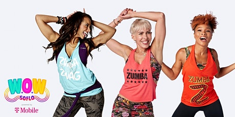 Zumba® with Loretta Bates, Betsy Dopico & Catherine Marte (W.O.W SoFlo) tickets