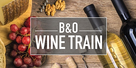 B&O Wine Train tickets