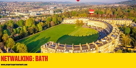 NETWALKING BATH: Property & Construction networking in aid of LandAid tickets