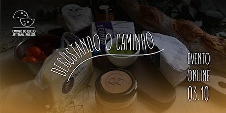 Degustando o Caminho do Queijo Paulista - 03.10 ingressos