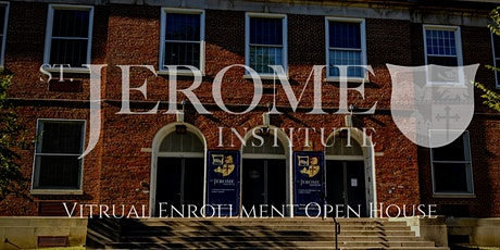 St. Jerome Institute Micro Virtual Admissions Open House tickets