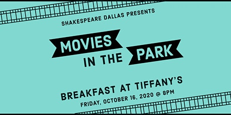 Outdoor Movies in the Park: Breakfast at Tiffany's tickets