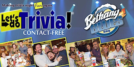 Let's Do Trivia! Contact-Free at Bethany Blues, Lewes tickets