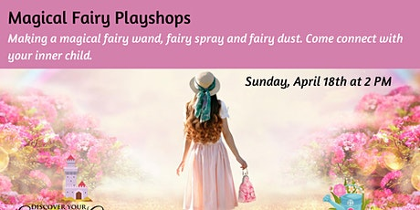 Magical Fairy Playshop tickets