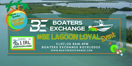 2020 Boaters Exchange Lagoon Loyal Event tickets