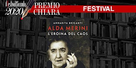 """Alda Merini """"l'eroina del caos"""" biglietti"""