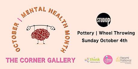 Pottery Workshop with StudioP Ceramics tickets