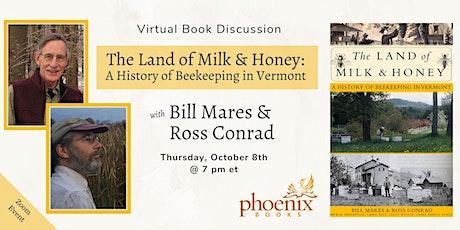 Bill Mares & Ross Conrad: The Land of Milk & Honey tickets