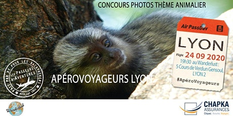 ApéroVoyageurs Lyon - Concours Photo / 24 Septembre 2020 billets
