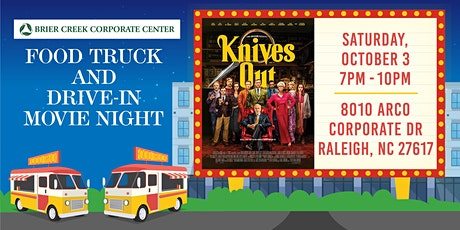 Brier Creek Food Trucks and Movie Night at the Corporate Center tickets