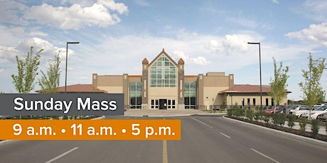 SUNDAY MASS 11 AM tickets