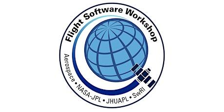 2021 Flight Software Workshop tickets