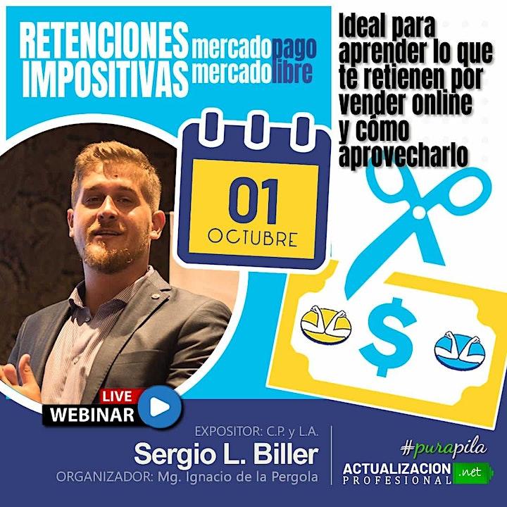 Imagen de Retenciones/Percepciones impositivas en MercadoPago y MercadoLibre