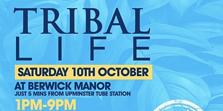 Tribal Life - Day Party tickets