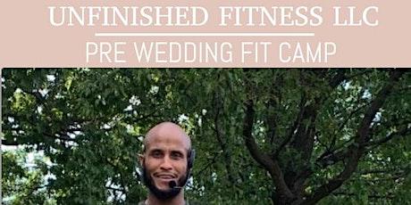 Coach Tony's Pre-Wedding Fit Camp tickets