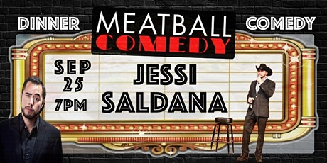 Dinner & Comedy: Jessi Saldaña tickets