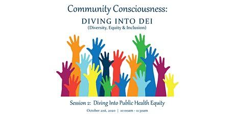 Diving Into Public Health Equity tickets